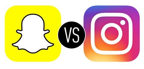 Snapchat-V-Instagram-Stories